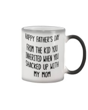HAPPY  FATHER DAY Color Changing Mug thumbnail
