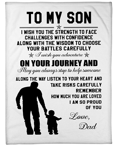 BLANKET-TO MY SON-03