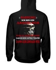 DANN GEH EINFACH WEG Hooded Sweatshirt thumbnail