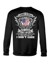 Limited version - Grumpy Veteran Crewneck Sweatshirt thumbnail