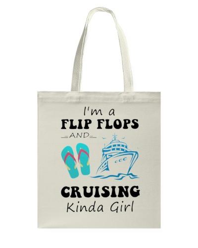 I'm a flip flops and cruising kinda girl