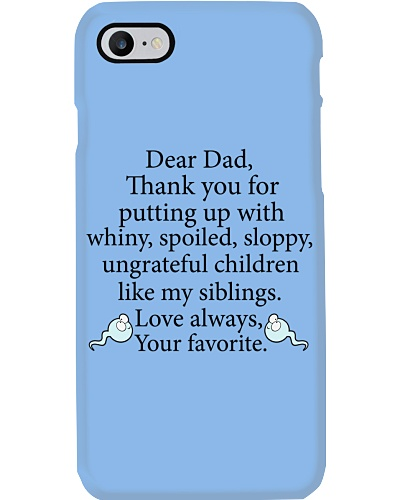 THANK YOU DAD - LIMITED