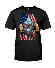 VETERAN-HTV Classic T-Shirt front
