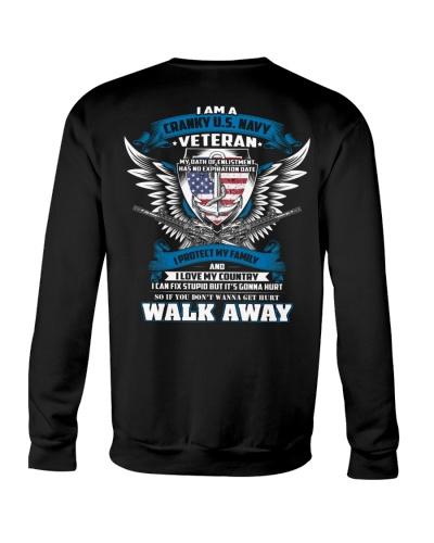 Cranky Navy Veteran