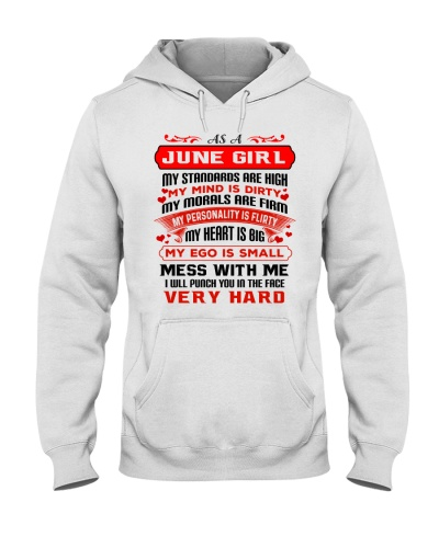 MY MIND IS DIRTY June