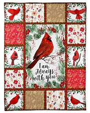 "BLANKET - I AM ALWAYS WITH YOU Small Fleece Blanket - 30"" x 40"" front"