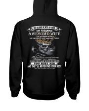 Limited version - love my wife 6 Hooded Sweatshirt thumbnail