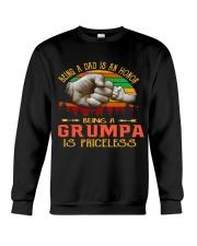 BEING A GRUMPA Crewneck Sweatshirt tile