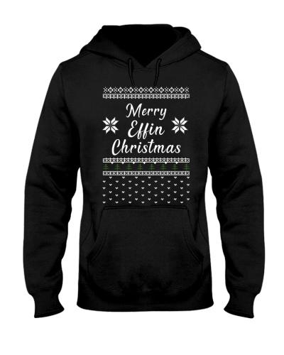 TOM- MERRY EFFIN CHRISTMAS