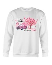 CANCER - DTA Crewneck Sweatshirt thumbnail