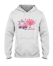 CANCER - DTA Hooded Sweatshirt thumbnail