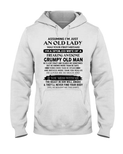 GRUMPY OLD HUSBAND-HTV