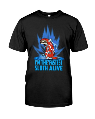 LIMITED EDITION - THE FASTEST SLOTH ALIVE