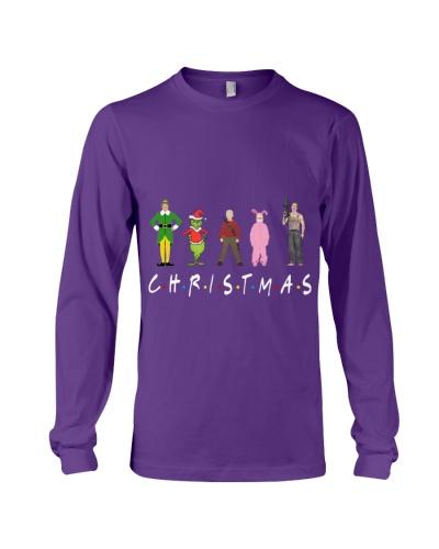 TOM- CHRISTMAS MOVIE CHARACTERS
