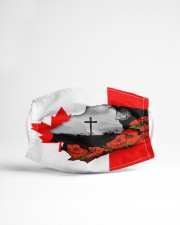 Remembrance Day - 4 NIA94 Cloth face mask aos-face-mask-lifestyle-22