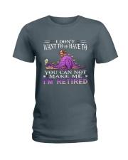 Limited Edition Prints - DTA Ladies T-Shirt thumbnail