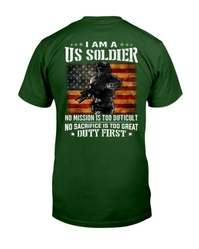 I'm soldier