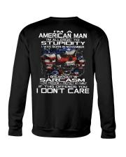 AMERICAN MAN - 11 Crewneck Sweatshirt thumbnail