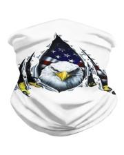 Fabric Mask Eagle -1- DTA Neck Gaiter front
