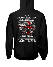 LIMITED EDITION-ENGLAND-GRUMPY Hooded Sweatshirt tile
