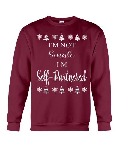 TOM- CHRISTMAS I AM NOT SINGLE I AM SELF PARTNERED