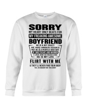 MY FREAKING AWESOME BOYFRIEND - DTS Crewneck Sweatshirt thumbnail