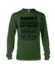 MY FREAKING AWESOME BOYFRIEND - DTS Long Sleeve Tee thumbnail
