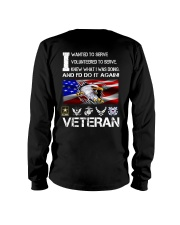 LIMITED EDITION- VETERAN Long Sleeve Tee tile