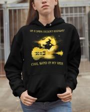 ON A DARK DESERT HIGHWAY - T Hooded Sweatshirt apparel-hooded-sweatshirt-lifestyle-07