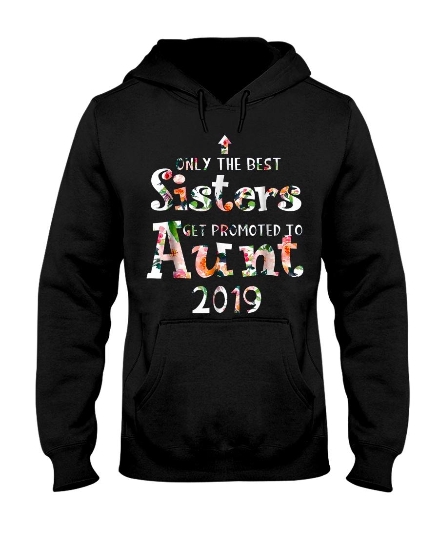 SISTERS AUNT Hooded Sweatshirt