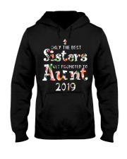 SISTERS AUNT Hooded Sweatshirt front