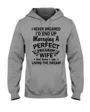 PERFECT FREAKIN WIFE Hooded Sweatshirt thumbnail