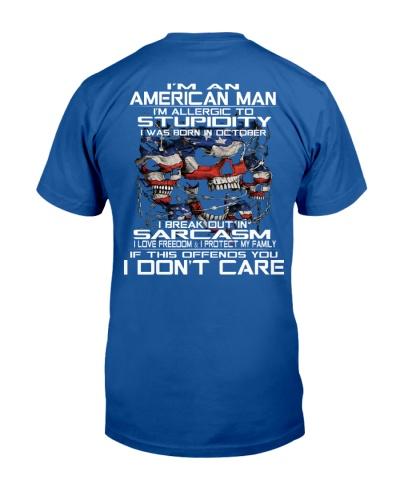 AMERICAN MAN - 10
