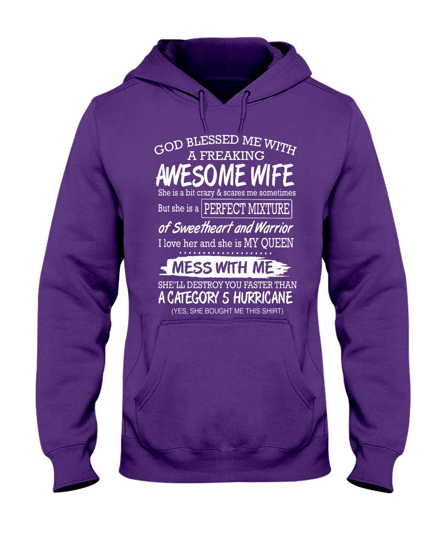 WIFE Hooded Sweatshirt