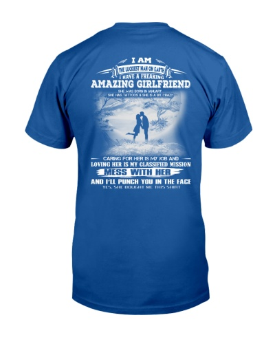 LIMITED EDITION - AMAZING GIRLFRIEND 1 - HTL