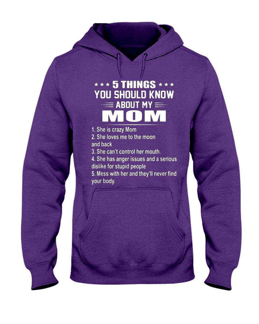 5 THING Hooded Sweatshirt