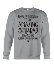STEP DAD Crewneck Sweatshirt thumbnail