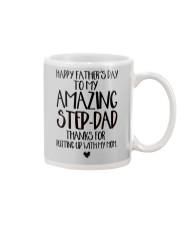 STEP DAD Mug front