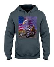 BIKER - DTS Hooded Sweatshirt tile