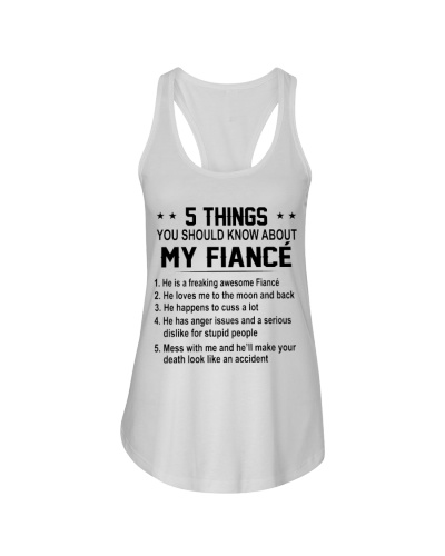 5 THINGS - FIANCE - DTS