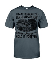 TOUHG ENOUGH TO HOLD IT FOREVER Classic T-Shirt thumbnail