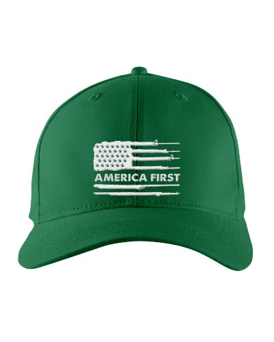 NEW VERSION - AMERICA FIRST