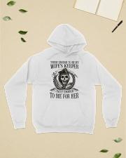 I'M MY DAUGHTER'S KEEPER Hooded Sweatshirt lifestyle-unisex-hoodie-front-6