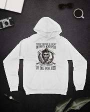 I'M MY DAUGHTER'S KEEPER Hooded Sweatshirt lifestyle-unisex-hoodie-front-9