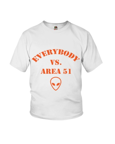EVERYBODY VS AREA 51 - FULY