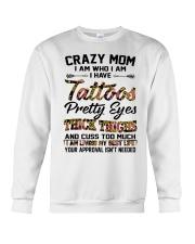 Limited Version Prints Crewneck Sweatshirt thumbnail