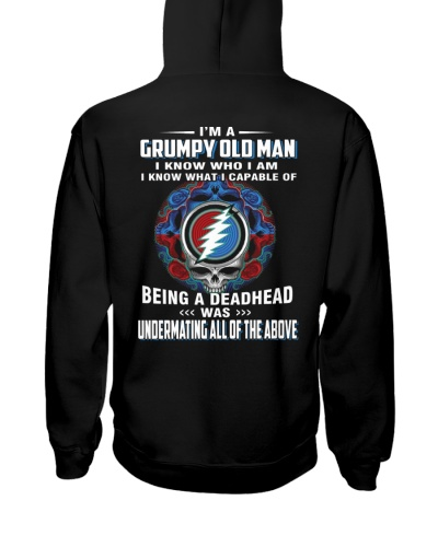 BEING A DEADHEAD