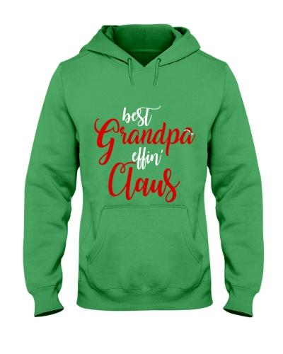 TOM- CHRISTMAS BEST GRANDPA EFFIN CLAUS