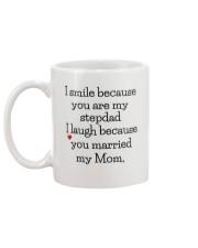 STEPDAD Mug back