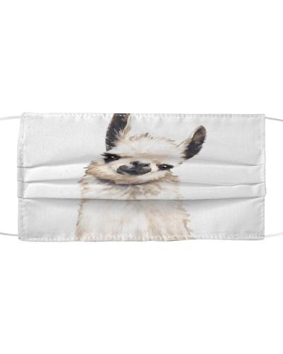 Face veil Llama